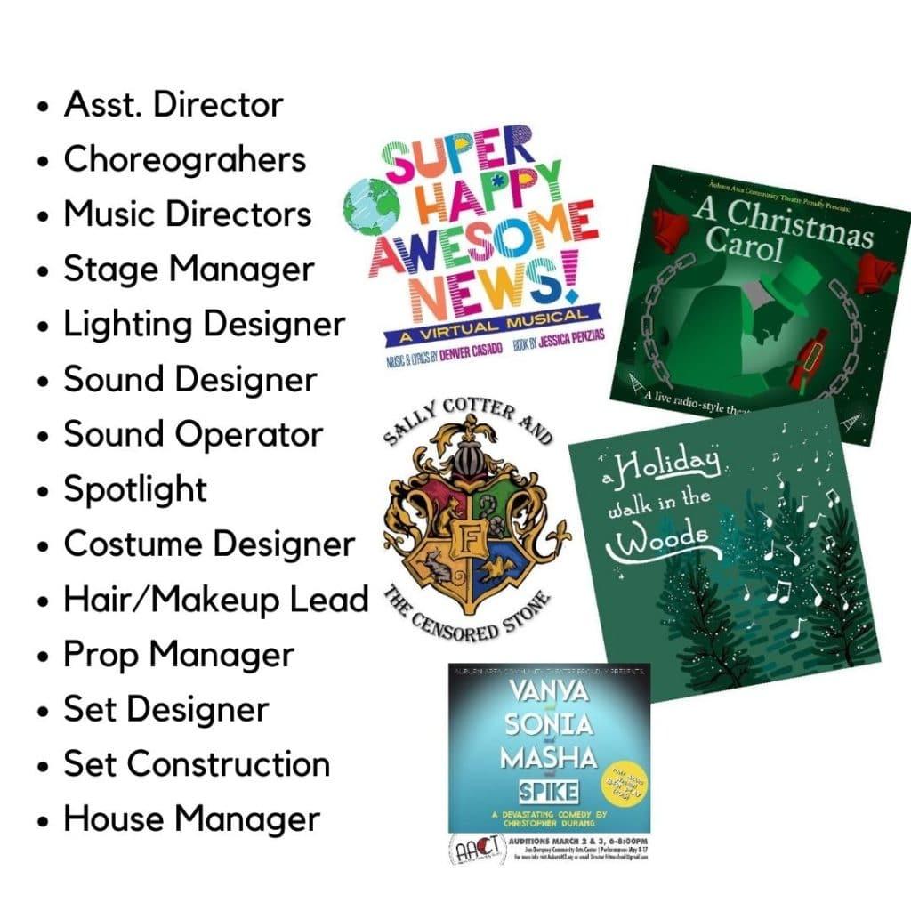 Show Roles