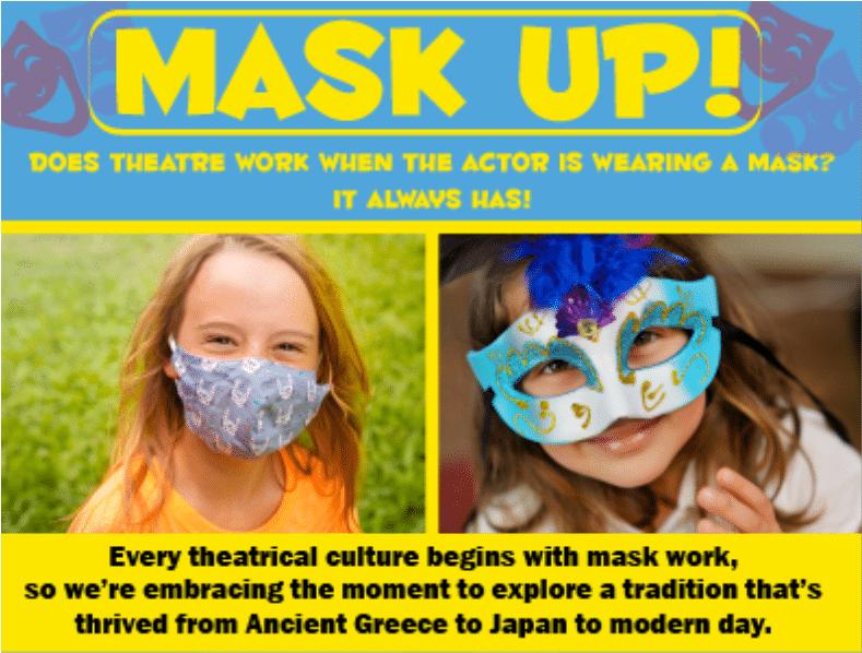 Mask Up Spring Camp